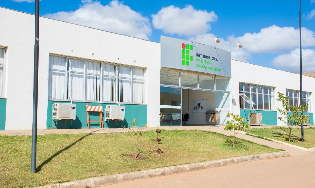 60e679c9f71 IFMG-Campus Valadares. Foto  Divulgação PMGV. O Instituto Federal ...